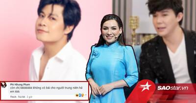 Nguyễn Văn Chung tiết lộ sẽ sáng tác bài hát mới cho Nathan Lee, Phi Nhung bất ngờ xuất hiện 'đòi bài'?