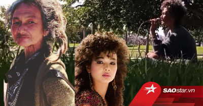 Hậu ồn ào với Thúy Nga, Kim Ngân lang thang ở công viên, nghêu ngao hát nhạc Trịnh