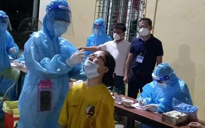 Nghệ An ghi nhận bé gái 2 tuổi dương tính với SARS-CoV-2