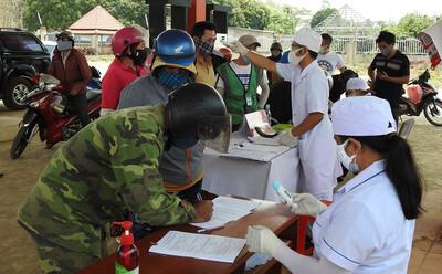 Thái Bình phát hiện 1 người dương tính với SARS-CoV-2 đi từ TP.HCM về