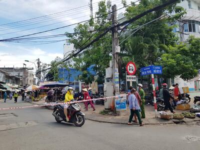 TP Cần Thơ: Phong tỏa một phần khu vực 3, phường Tân An vì có ca nghi nhiễm COVID-19