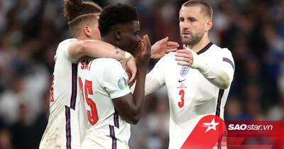Sút penalty thảm họa, Anh dâng chức vô địch EURO 2020 cho Italia