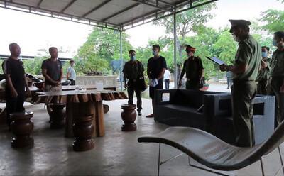 Đường dây đánh bạc hàng trăm tỉ đồng ở Quảng Trị bị triệt phá