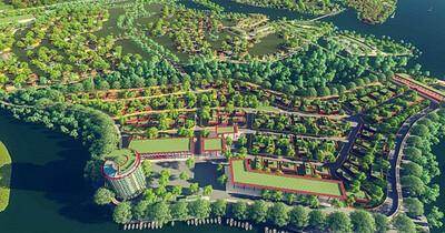 Đấu giá 33ha đất làm đô thị sinh thái ở Bình Định