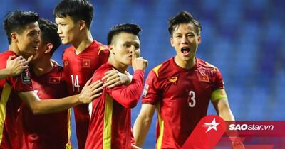 CHÍNH THỨC: Tuyển Việt Nam đá vòng loại World Cup 2022 trên sân Mỹ Đình