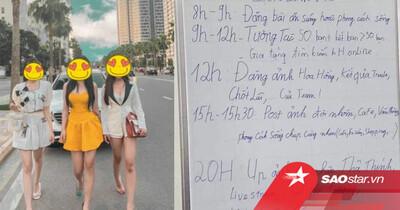 Nhóm hotgirl chia sẻ cách kiếm cả trăm triệu mỗi tháng: 'Sáng đăng ảnh sống ảo, trưa chốt lãi khoe tiền'