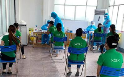 Phát hiện 60 ca dương tính Covid-19 tại công ty đông công nhân nhất Đồng Nai
