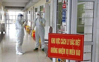 Hà Nội: Phát hiện 4 ca dương tính SARS-CoV-2, trong đó có 1 đầu bếp kiêm shipper quán Pizza ở phố Đoàn Trần Nghiệp
