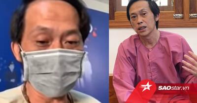 Rầm rộ clip Hoài Linh đeo khẩu trang kêu gọi quyên góp chống dịch: '100, 50 nghìn gì cũng được'