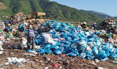 Đà Nẵng: Ẩn họa nguy cơ lây nhiễm Covid-19 từ rác thải y tế