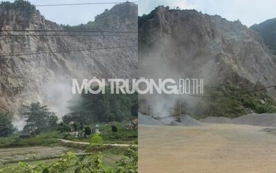 Nghệ An: Nhiều mỏ khai thác khoáng sản bất chấp bảo vệ môi trường