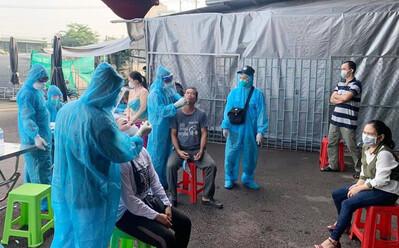 Đồng Nai thêm 130 ca dương tính SARS-CoV-2, đã có gần 20 nhân viên y tế bị lây nhiễm