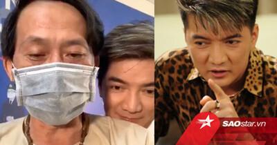 Đàm Vĩnh Hưng bức xúc trước clip NS Hoài Linh kêu gọi quyên góp chống dịch bỗng rầm rộ trên mạng