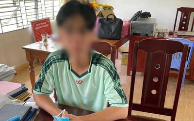 Lời khai của nam sinh sát hại thầy hiệu trưởng trường cấp 2 ở Quảng Nam