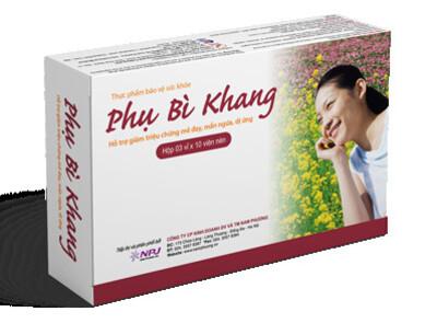 Hỗ trợ cải thiện mề đay lâu năm hiệu quả nhờ sản phẩm thảo dược Phụ Bì Khang