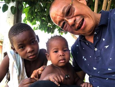 Ảnh của Hoàng Minh Quốc: Khám phá độc đáo ở Angola