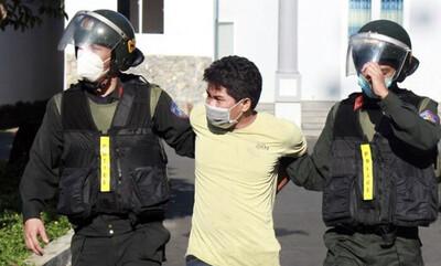 Khởi tố 2 cha con ở Bình Thuận cầm rựa chém gần đứt lìa cánh tay trái chiến sỹ công an