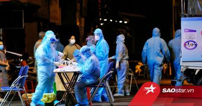Hà Nội: Thêm 34 ca dương tính SARS-CoV-2, riêng Thạch Thất 10 ca F1 dương tính