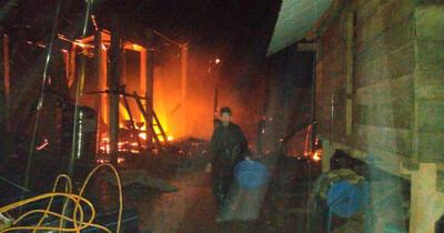 Quảng Trị: Cháy nhà trong đêm khiến 2 người thương vong