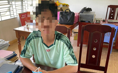 Nam sinh lớp 9 đi trộm, sát hại thầy hiệu trưởng có chơi cờ bạc và bị bố mẹ la mắng