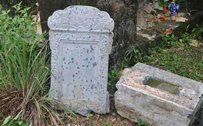 Nam thanh niên được thuê đi đập phá 2 ngôi mộ với giá 500 triệu đồng