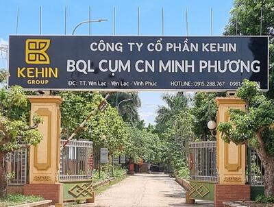 Vĩnh Phúc: Ai đang bán đất trái phép tại CCN Minh Phương?