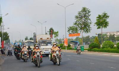 Hậu Giang: Quy định giới hạn thời gian người dân được đi ra ngoài đường