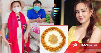 Đang ở cữ để chăm con, Vy Oanh vẫn âm thầm mua quà tặng bác sĩ tuyến đầu chống dịch
