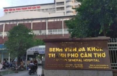 Giám đốc cùng 5 nhân viên y tế tại BVĐK TP Cần Thơ có kết quả âm tính với SARS-CoV-2