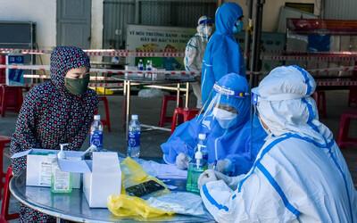 Người bán chè dương tính SARS-CoV-2, Đà Nẵng tạm đóng cửa chợ Cẩm Lệ