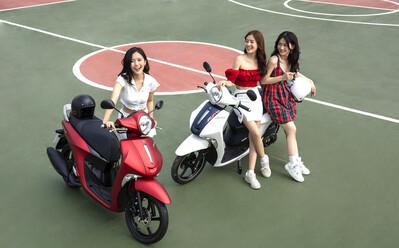 Xe tay ga tiết kiệm xăng bậc nhất Việt Nam: Chạy 100km 'uống' 1,87 lít