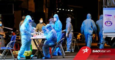 Sáng 30/7: Hà Nội có thêm 17 trường hợp dương tính với SARS-CoV-2, trong đó có 4 ca tại cộng đồng