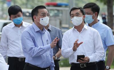 Chủ tịch Hà Nội: Giãn cách xã hội kịp thời giúp bóc tách nhiều ca F0 trong cộng đồng