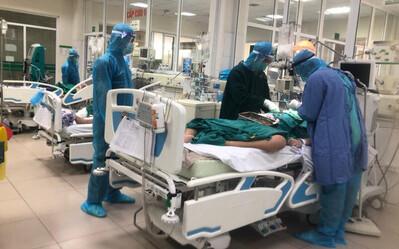 Việt Nam ghi nhận thêm 389 ca Covid-19 tử vong trong vòng 16 ngày tại 4 tỉnh, thành phố