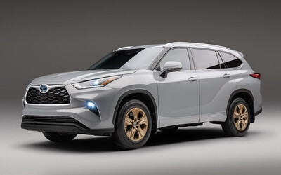 Toyota sắp ra mắt SUV siêu lớn Grand Highlander