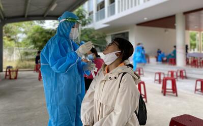 Trung tâm Y tế quận Sơn Trà nói gì vụ nữ nhân viên bị cán bộ văn phòng Đoàn ĐBQH và HĐND TP Đà Nẵng tát?