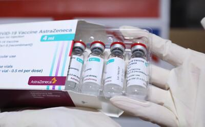 Tin vui: Anh tặng 415.000 liều vắc xin Covid-19 AstraZeneca cho Việt Nam