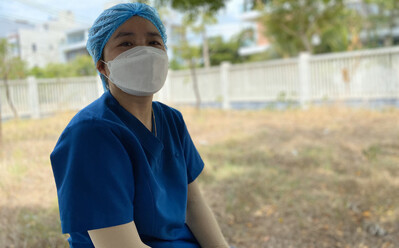 Phó chánh văn phòng đoàn ĐBQH và HĐND xô xát với nữ nhân viên y tế: Gửi thư xin lỗi, mong được lượng thứ
