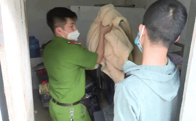 3 tên nghiện lập băng nhóm trộm xe sang, mang đi nhà gửi xe bệnh viện để cất giấu