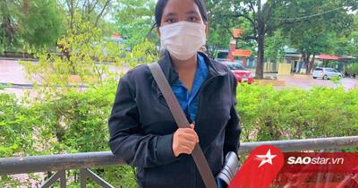 Nữ sinh mang bầu 7 tháng vượt hơn 100km để tham dự kỳ thi tốt nghiệp THPT đợt 2