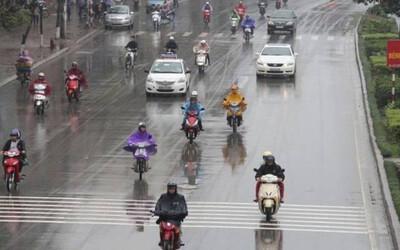 Miền Bắc tiếp tục có mưa dông diện rộng, giảm nhiệt