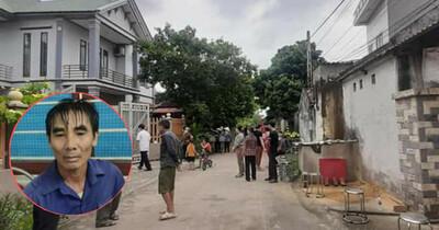 Vụ chém vợ chồng thương vong ở Bắc Giang: Hung thủ từng nói sẽ giết cả nhà hàng xóm rồi tự tử