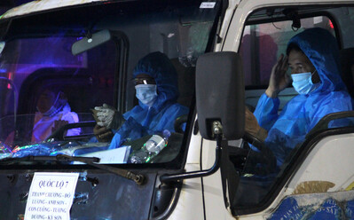 Nam tài xế chạy xe vào miền Nam đón khách về nhưng không khai báo, 4 ngày sau phát hiện nhiễm SARS-CoV-2