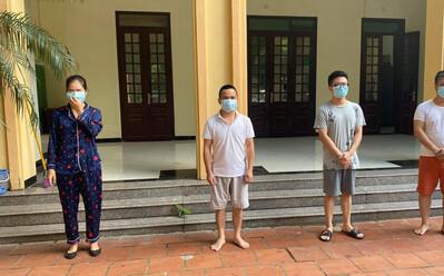 Khởi tố nhóm người tự xưng phóng viên dàn cảnh 'chạy' trường tống tiền nữ hiệu trưởng ở Hà Nội