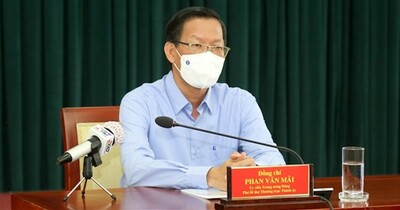 TP. Hồ Chí Minh tiếp tục thực hiện giãn cách theo Chỉ thị 16 sau ngày 15/8