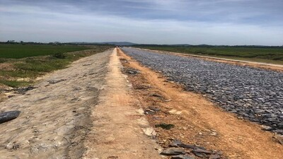 Đô Lương - Nghệ An: Tuyến đường hàng tỉ đồng chưa nghiệm thu, bàn giao đã hư hỏng