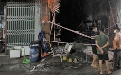 Vụ cháy ở Bình Dương làm 5 người tử vong: Tiếng kêu cứu vọng ra từ căn nhà 2 lớp cửa kiên cố