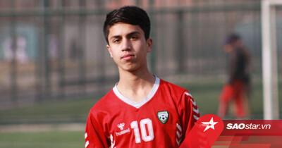 Cầu thủ 19 tuổi bị chết do rơi từ máy bay khi chạy khỏi Afghanistan