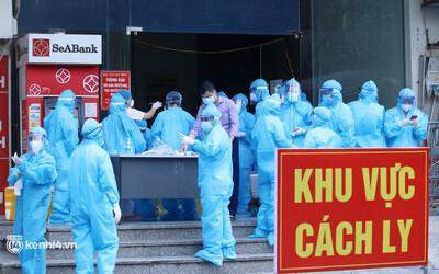 Nhân viên y tế vận chuyển bệnh nhân từ TP.HCM ra Hà Nội, xét nghiệm dương tính với SARS-CoV-2