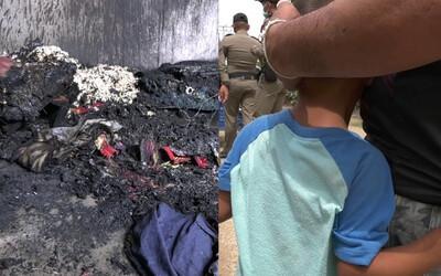 Đứa trẻ 4 tuổi phóng hỏa đốt cháy rụi cả căn nhà của ông bà nội, nghe lý do khiến người lớn đều phải rùng mình suy ngẫm